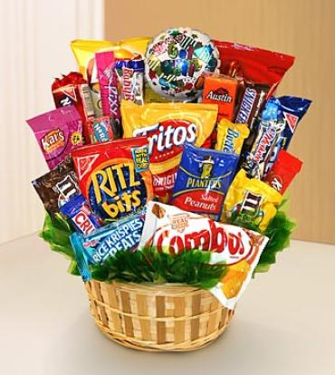 Snack Attack Basket