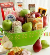 Springtime Fruit Basket
