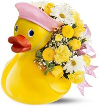 Just Ducky Bouquet - Girl