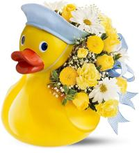Just Ducky Bouquet - Boy