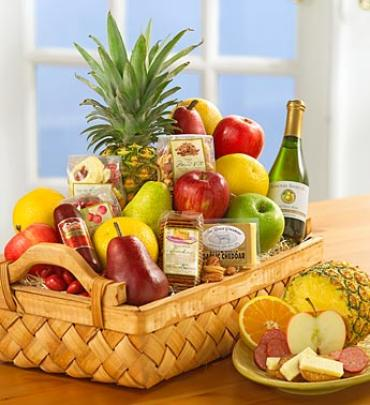 Celebration Gourmet Basket