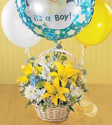 "Boys are Best!â""¢ Bouquet"