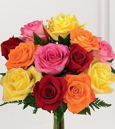 Bouquet of Mixed Rose